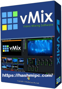 vMix 23.0.0.39 Crack With Registration Key Latest 2020