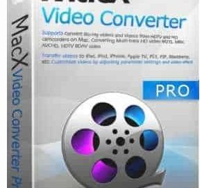 MacX Video Converter Pro Crack 6.2 With Serial Key 2020