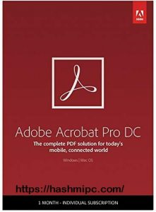 Adobe Acrobat Pro Dc 2020 Crack With Serial Number Latest