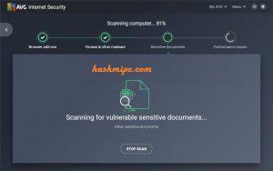 AVG Internet Security Crack 20.9.3152 + License Key Full Download