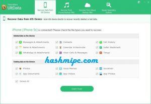 Tenorshare UltData Crack 9.4.1.6 Plus License Key Free Download