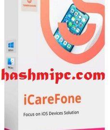 Tenorshare iCareFone Crack 7.5.3 Plus License Key 2021 Latest